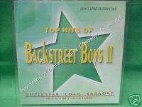 Backstreet Boys #2~Superstar Karaoke~936~~The One~~CD+G