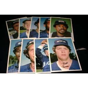 Topps CHICAGO WHITE SOX Set of GIANT PHOTO CARDS