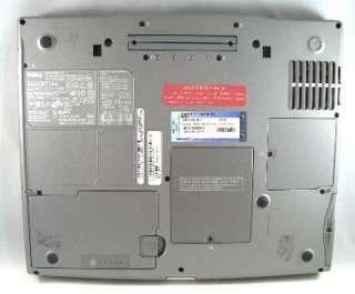 Dell D500 Latitude Laptop Computer 30GB Hard Drive Windows XP Centrino