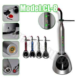 New 10W Wireless Cordless LED Curing Light Lamp 2000mw