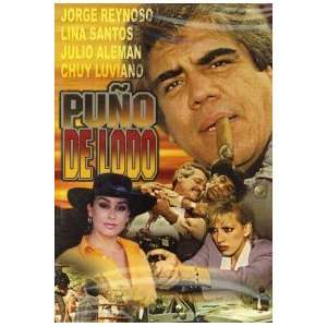 : JORGE REYNOSO, LINA SANTOS, JULIO ALEMAN, CHUY LUVIANO: Movies & TV
