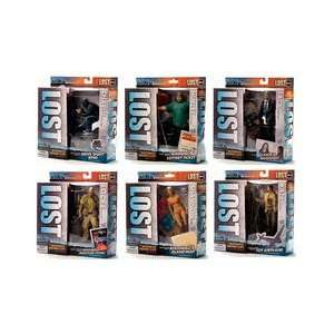 McFarlane Toys LOST Series 1 Set of 6 Action Figures Toys