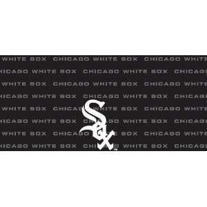 Chicago White Sox Team Auto Visor Decal
