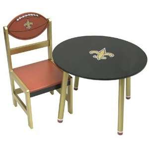 New Orleans Saints Team Table