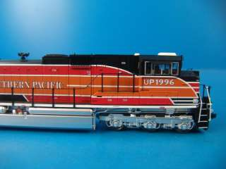 MTH HO Scale SD70Ace Southern Pacific Locomotive Model Train Diesel 80