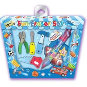 Tools Fun Eraser Set Toys & Games