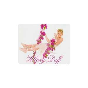 Brand New Hilary Duff Mouse Pad Swinging