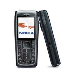 NOKIA 6230i MOBILE CELL PHONE UNLOCKED TRI BAND GSM
