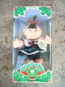 CABBAGE PATCH KIDS HOLIDAY BABY MIP