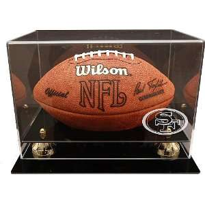 Coach s Choice Football Display San Francisco 49ers Logo
