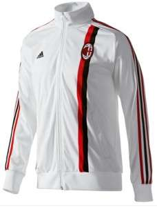 Adidas AC MILAN Soccer Football Top Track Italy Jacket