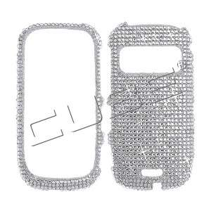 Silver BLING COVER CASE SKIN 4 Nokia C7/ Astound