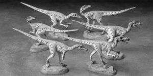 TAM60105 Velociraptor Six Pack 1 35 Tamiya