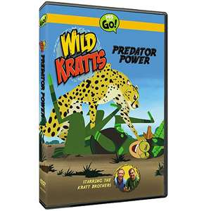 Wild Kratts: Predator Power (Widescreen): TV Shows