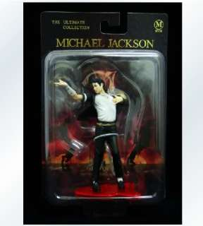 EW 4 MICHAEL JACKSON FIGURES dolls    Dangerous