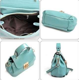New Fashion Womens Candy Satchel Handbag Shoulder Bag
