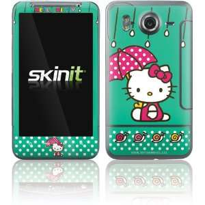 Skinit Hello Kitty Polka Dot Umbrella Vinyl Skin for HTC