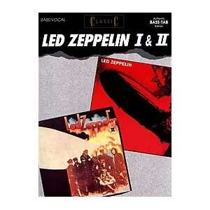 Classic Led Zeppelin I & II   Bass Musical Instruments