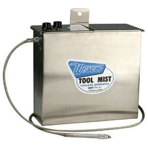 1 Gallon Stainless Steel Tank with Dual Control 1 Outlet