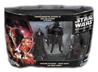 STAR WARS REVENGE OF THE SITH COMMEMORATIVE EPISODE III COLLECTION 3
