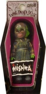 LIVING DEAD DOLLS MINIS SERIES 16 MISHKA *Brand New*