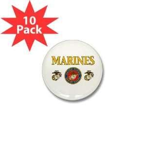 (10 Pack) Marines United States Marine Corps Seal