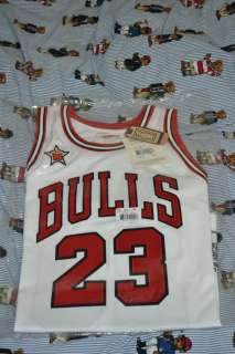 Chicago Bulls Michael Jordan 1998 All Star Authentic Jersey 44