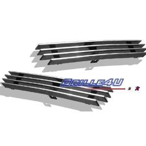 03 06 Chevy Silverado 1500/2500HD/3500 Air Dam Stainless Billet Grille
