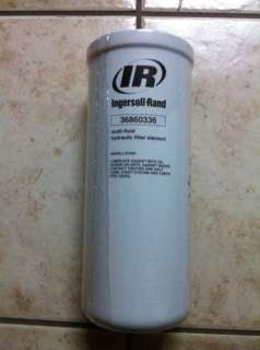 Ingersoll Rand Air Compressor Filter IR 36860336 NEW