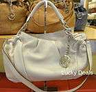Michael Kors   Erin Medium Leather Hobo Shoulder Crossbody Handbag