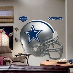 Fathead Dallas Cowboys Helmet Wall Graphic Decor
