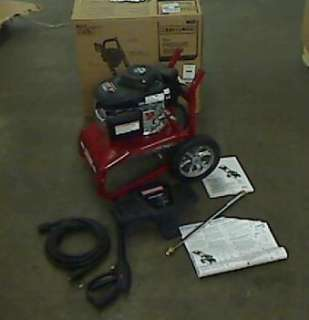 Craftsman Pressure Washer 2600 PSI, 2.3 GPM Honda Powered CA
