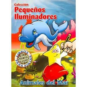 Animales del Mar (Spanish Edition) (9789974790056