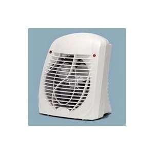Vertical Personal Fan Forced Heater/Fan, 750 or 1500 Watts