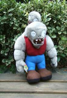 New Plants Vs Zombies Halloween Gargantuar zombie 12 Plush toy