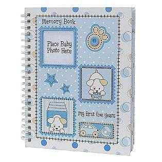 Deluxe Boy Memory Book  Baby Essentials Baby Gifts Gifts