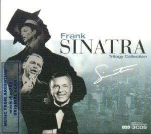FRANK SINATRA, TRILOGY COLLECTION. DIGITALLY REMASTERED. FACTORY