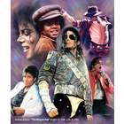 Playmates Michael Jackson 10 Thriller Collector Figure