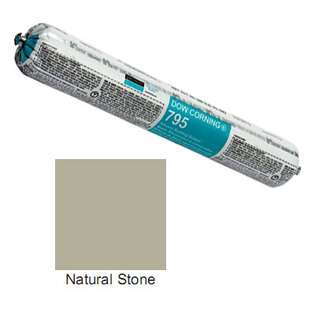 Natural Stone Dow Corning 795 Silicone Building Sealant   Sausage  C.R