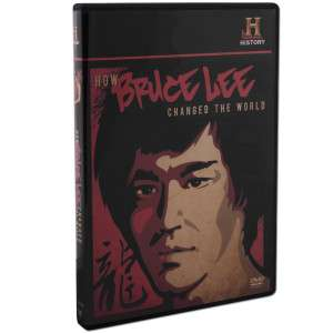 How Bruce Lee Changed The World DVD  Shop Ticketmaster Merchandise