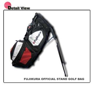FUJIKURA Motore Speeder Tour GOLF STAND BAG $200