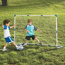 Stats Soccer Goal and Ball Set   Toys R Us