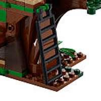 LEGO Star Wars Ewok Attack (7956)   LEGO