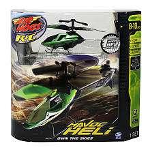 Radio Control Havoc Heli   Green Channel A   Spin Master