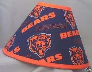 New Lamp Shade Chicago Bears NFL Football Sports