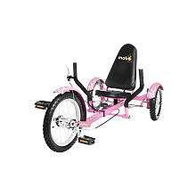Mobo Triton The Ultimate Mobo Three Wheeled Cruiser   Pink   ASA