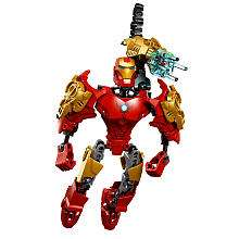 LEGO Marvel Super Heroes The Avengers Iron Man (4529)   LEGO   ToysR