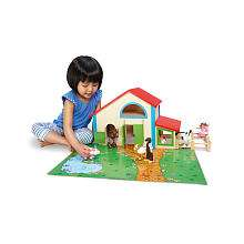 Imaginarium Wooden Farm Set   Toys R Us