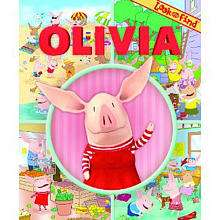 Olivia Look and Find Book   Publications INTL