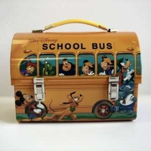 Hallmark School Days Lunch Box   Disney School Bus Toys & Games